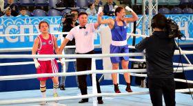 Азия чемпионатына қатысатын қазақ боксшы қыздары