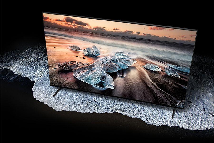 Samsung ең озық теледидарларын таныстырды