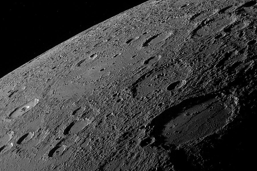 Ғалымдар Меркурий бетінен смайлик тауып алды