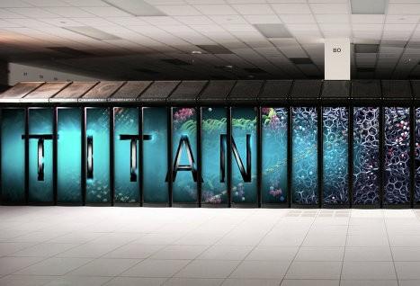 Titan әлемдегі ең қуатты суперкомпьютер атанды