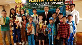 Қазақстандық жас шахматшылар Азия чемпионатында 18 медаль жеңіп алды