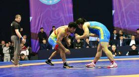 Еркін күрестен Азия чемпионатына қатысатын қазақ балуандары белгілі болды