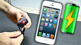 Телефонды қандай жағдайда қуаттамау керек?