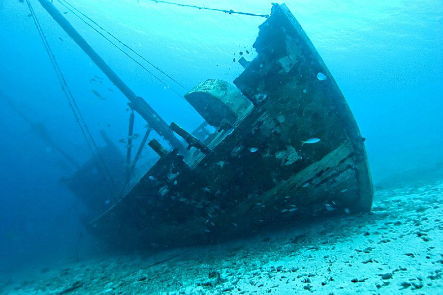 3600 жыл бұрын суға батқан кеме Антальядан табылды