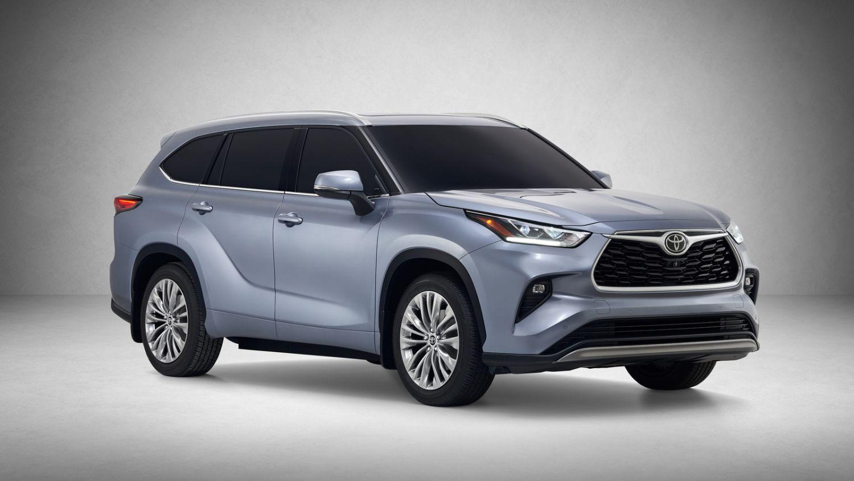 Toyota компаниясы Highlander-дің жаңа түрін таныстырды