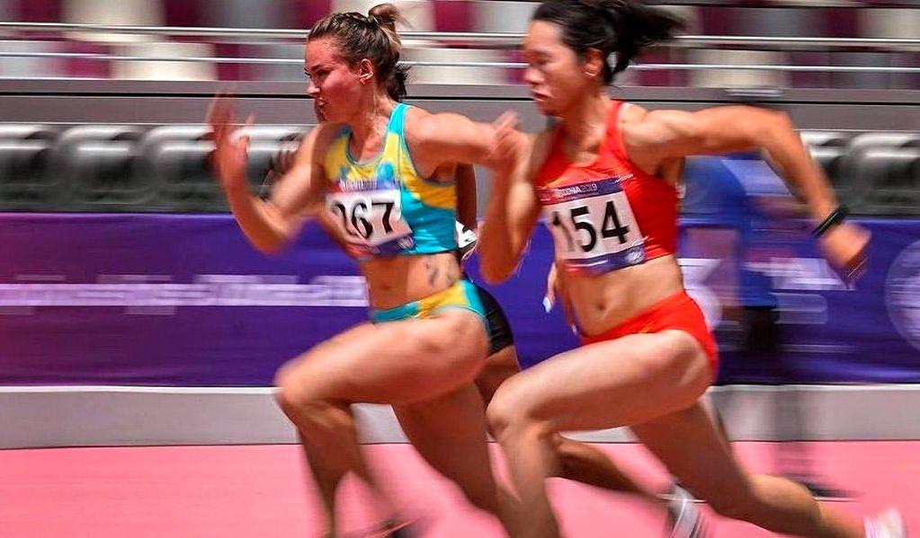 100 метрдің жүйрігі. Қазақстандық спортшы Азия чемпионы атанды