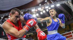 Тұрсынбай Құлахмет Азия чемпионатында өзбекстандық кәсіпқой боксшыны ұтты