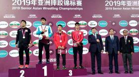 Балуан Нұрқожа Қайпанов Азия чемпионы атанды