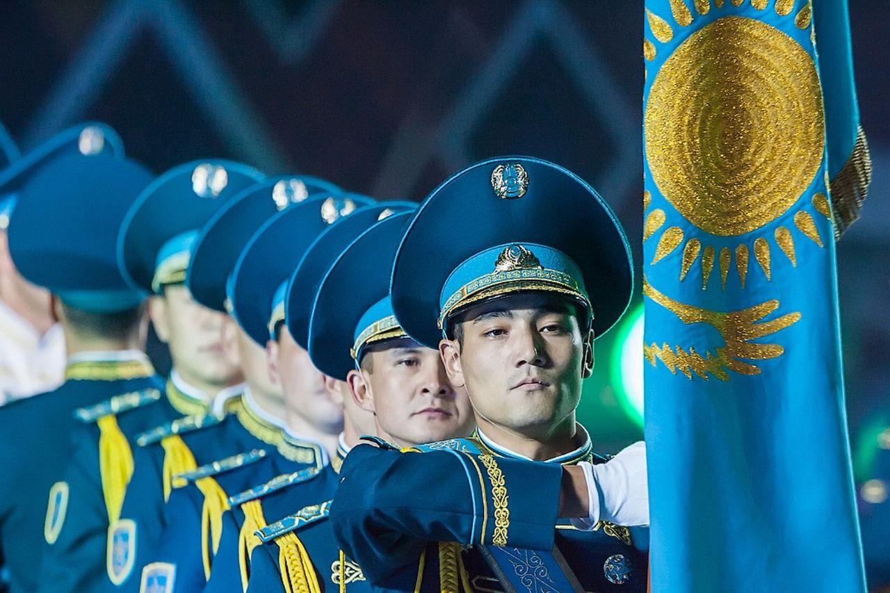16 наурыз - Республикалық Ұлан гвардиясының құрылған күні