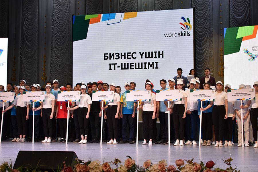WorldSkills Nur-Sultan 2019 чемпионаты аяқталды
