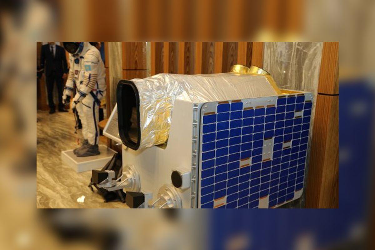 Жерді қашықтан зондтайтын алғашқы қазақстандық спутникке 5 жыл толды