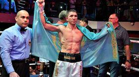 Мадияр Әшкеев 23 мамырда америкалық боксшымен жұдырықтасады
