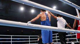 Жас боксшыларымыз Бакуде өткен турнирде бес медаль жеңіп алды