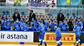 Хоккейден Қазақстан құрамасы элиталық дивизионға оралды