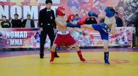 Балқашта ММА Nomad-тан Қазақстан чемпионаты өтті
