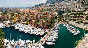 Туристер арманы болған Монако