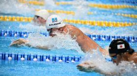 Champions Swim Series. Баландин екінші кезеңде қола алды
