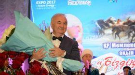 Ақын Есенғали Раушанов ТМД сыйлығын алды