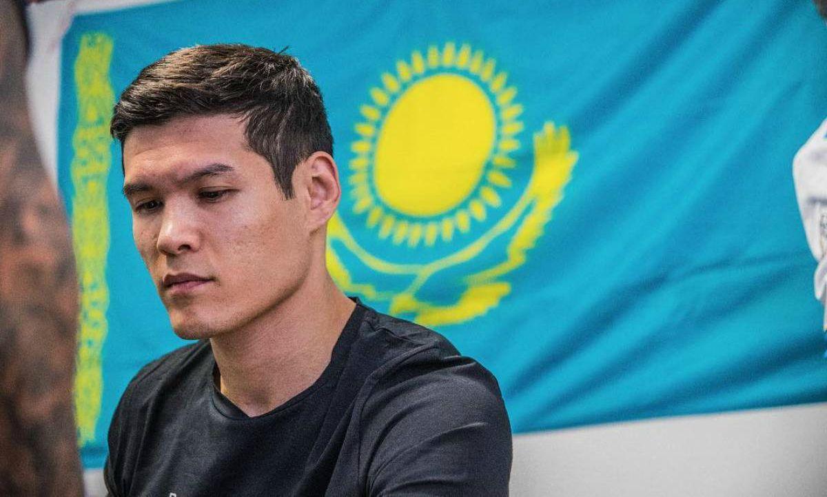 Данияр Елеусінов GGG шығатын бокс кешінде жұдырықтаспайтын болды