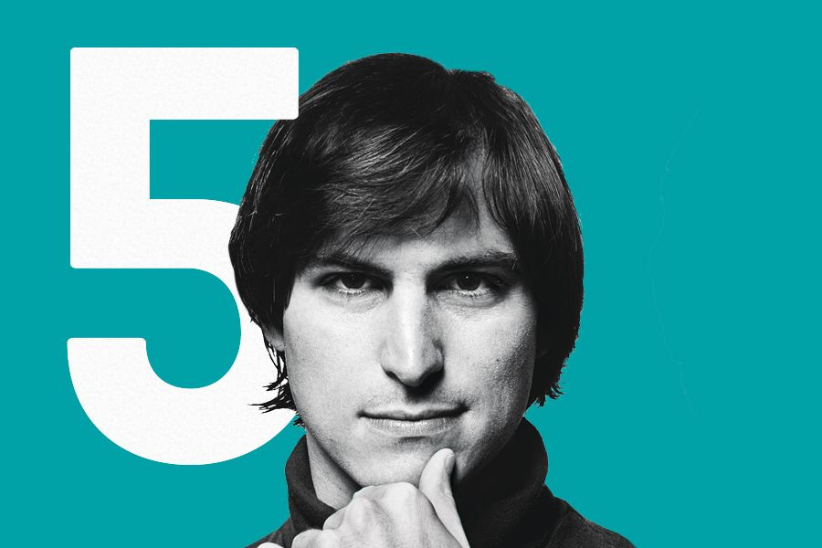 Стив Джобстың әке ретінде жіберген 5 қатесі