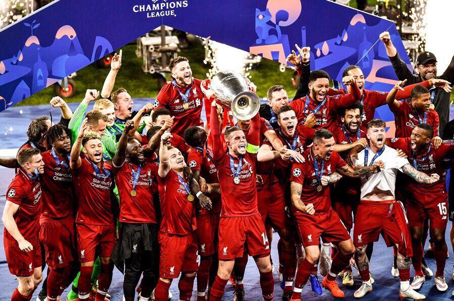 """""""Ливерпуль"""" – Чемпиондар лигасының жеңімпазы!"""