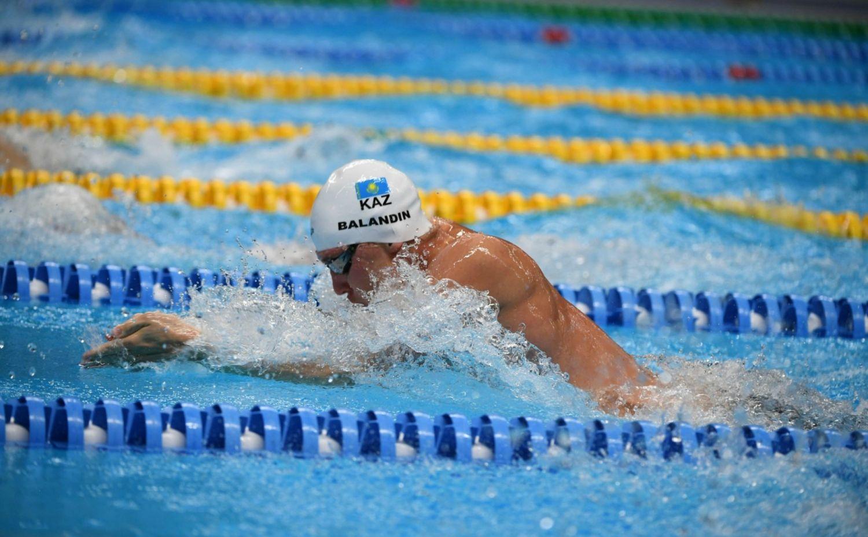Champions Swim Series. Баландин финалдық кезеңде күміс алды