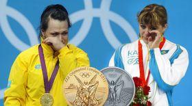 Қазақстандық ауыр атлеттер Олимпиадада алған жүлделерін қайтарды