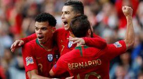 Роналду Португалияны Ұлттар лигасы финалына шығарды