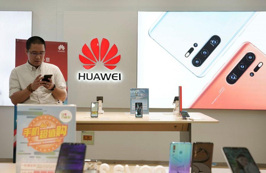 Huawei өсу көрсеткіші бойынша рейтингіде көш бастап келеді