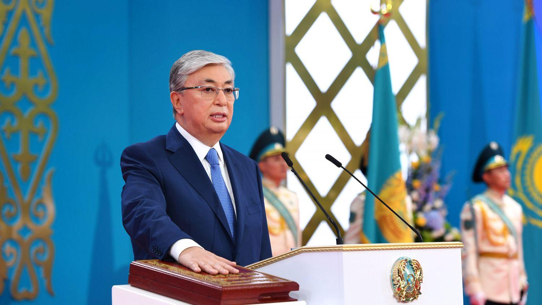 Қасым-Жомарт Тоқаевтың ҚР Президенті қызметіне ресми кірісу рәсіміндегі сөйлеген сөзі