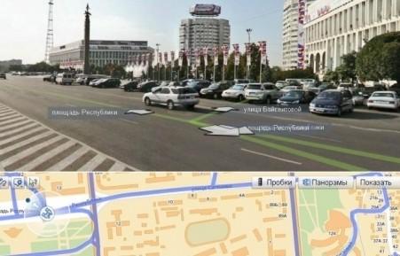 Яндекс.Карта Алматыны адаспай аралауға мүмкіндік беріп отыр