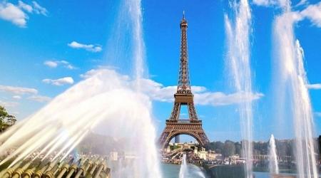 Париж қаласы – армандар мен пәк сезімдер мекені