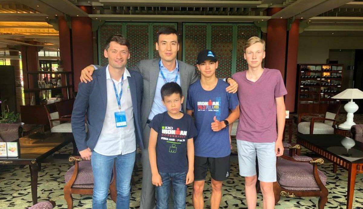 Қазақстан триатлон федерациясы Азия құрлығындағы өз қызметін жандандыра түсті