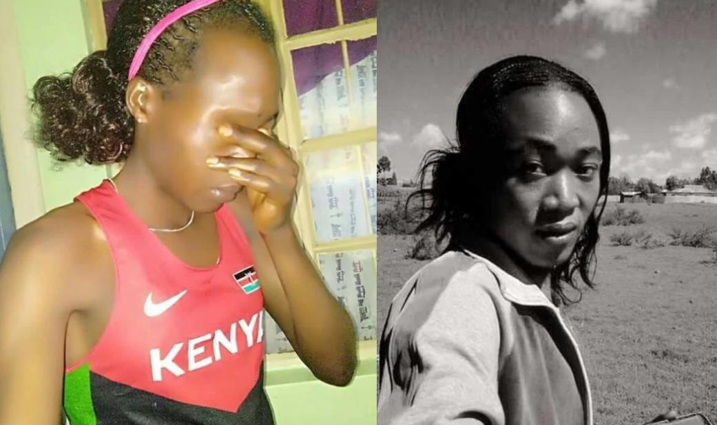 Жарыстарға әйел болып қатысқан кениялық желаяқ ер адам болып шықты