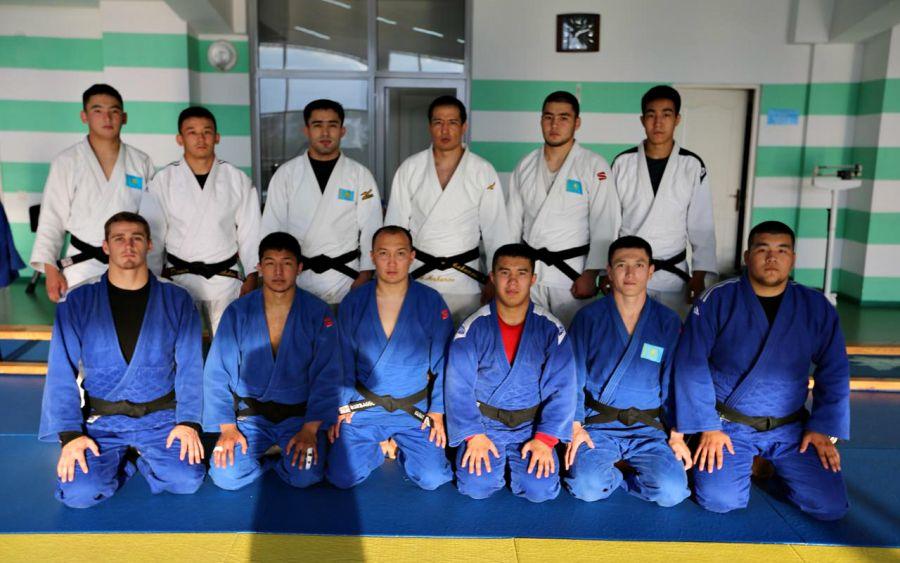 Жас қазақ дзюдошылары Еуропа кубогына қатысады