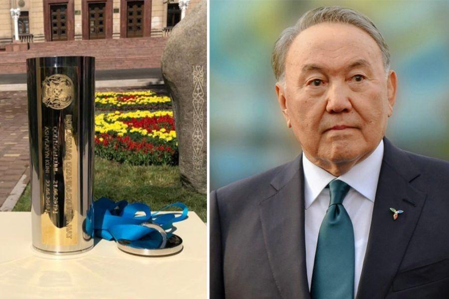 Нұрсұлтан Назарбаев 2049 жылы ашылатын хат қалдырды