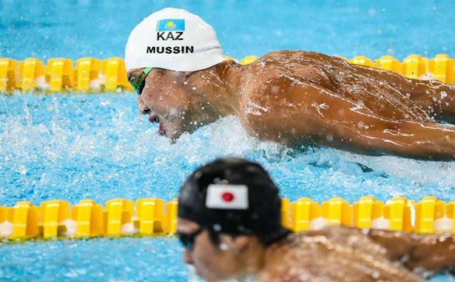 Әділбек Мусин АҚШ-ғы халықаралық турнирде топ жарды