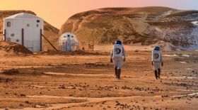 Марста тіршілік болуы мүмкін: Тағы бір дәлел