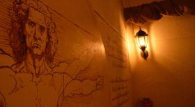 Букингем сарайында Леонардо Да Винчидің квест-бөлмесі ашылды
