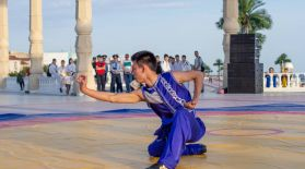 Жауынгерлік өнер фестивалінің соңғы кезеңі Нұр-Сұлтанда өтеді
