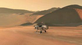 NASA Титаннан тіршілік көзін іздеу үшін арнайы аппарат ұшырады