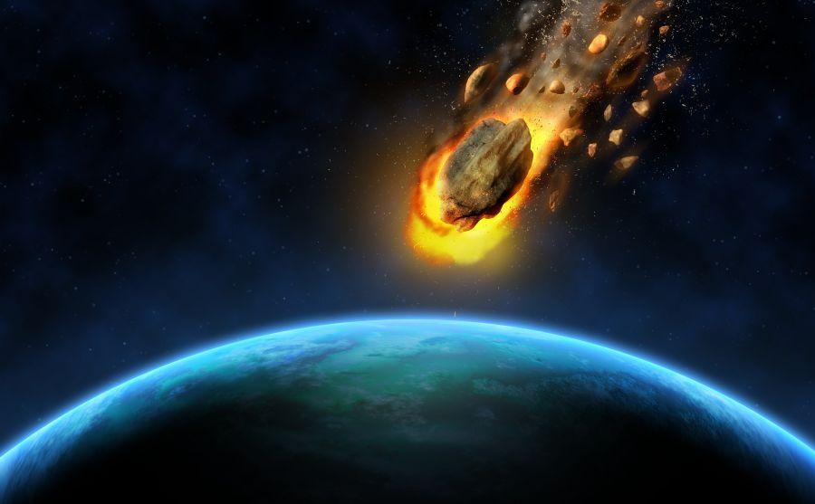 Астрономдар байқамаған аспан денесі атмосферада жарылды
