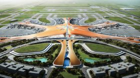 Қытайда әлемдегі ең үлкен әуежай салынды