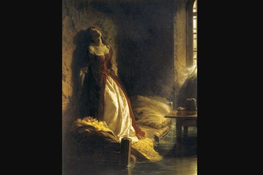 Бір суреттің тарихы: Княжна Тараканова