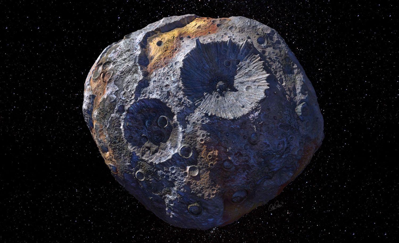 Адамзатты бір сәтте бай қылатын астероид