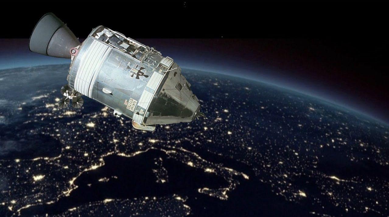 """Өмірін сақтау үшін рекорд жасаған """"Аполлон-13"""" экипажының тарихы"""