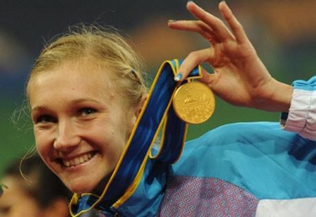 Рыпакова – Қазақстанның 2012 жылғы үздік жеңіл атлеті