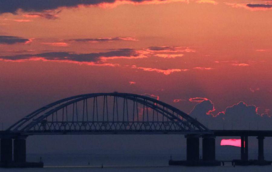 Алия Имашева. Мост