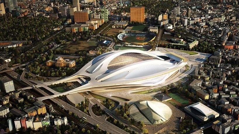 Жапонияда Захи Хадидтің жобасындағы стадион салынатын болды