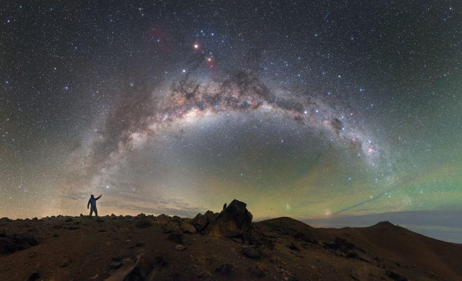 Галактика қашан пайда болды?